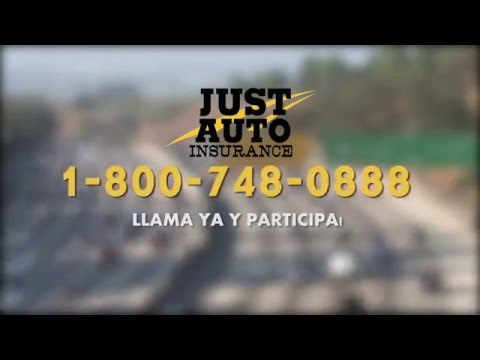 Ruben Raffo VO Spanish - Just Auto Insurance TV (Los Angeles)