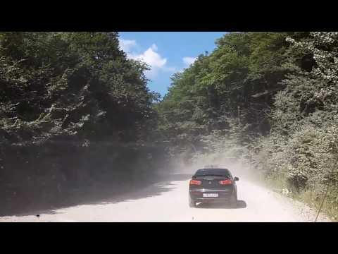 На Шаумянском перевале