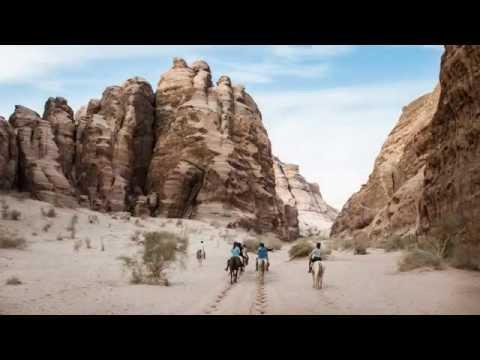 Horse Riding Holidays in Jordan - Ride Wadi Rum
