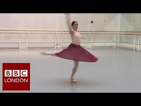 Ballerina anniversary - BBC London News