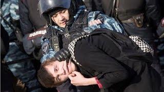 Протесты и уголовные дела: что происходит в России? Российские правозащитники в Германии