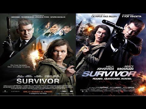 Survivor Movie (2015) Best Scenes ft Pierce Brosnan, Milla Jovovich HQ: Beyond the Trailers & Clips