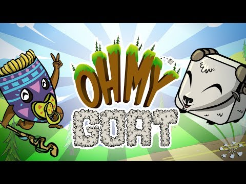 Oh My Goat Trailer