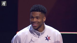 Team Giannis - Player Introductions - 2020 NBA All-Star Game