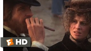 McCabe & Mrs. Miller (1/8) Movie CLIP - The Arrival of Mrs. Miller (1971) HD