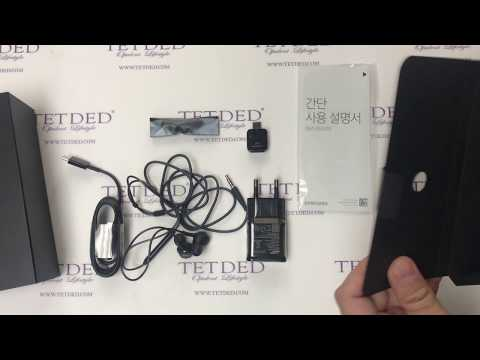 Unboxing of Samsung Galaxy S9 (Korean Version)
