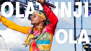 Olatunji - Ola LIVE ISM Soca Monarch Semis 2015 [ NH PRODUCTIONS TT ]