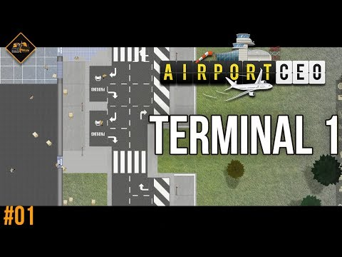 Welcome to Africa! Airport CEO gameplay part 1