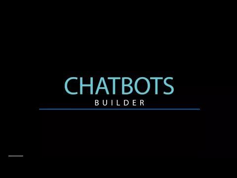 ChatbotsBuilder - quick but complete platform overview