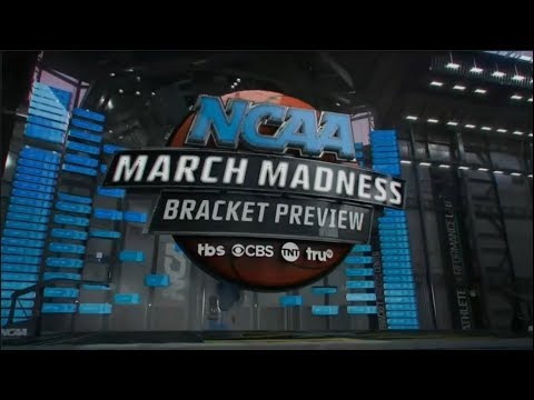 CBS 2018 NCAA March Madness Bracket Preview