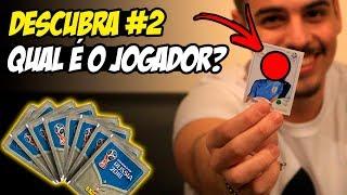 #2 | DESCUBRA O JOGADOR PELAS INFORMAÇÕES DA FIGURINHA