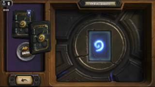 Zagrajmy w HearthStone #1 Polowanie na legendy ciemnego zaułka gadżetonu | Dragonxdmax