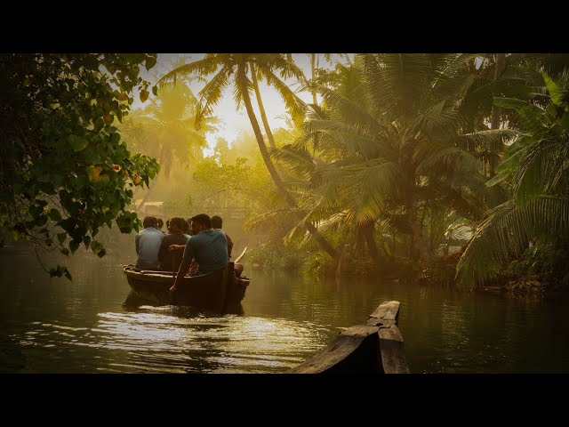 Munroe Island | Beautiful Island in Kerala | Cinematic Kerala Travel Video