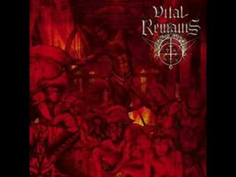 Vital Remains - Rush Of Deliverance