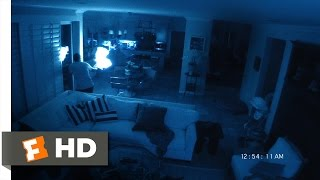 Paranormal Activity 2 (2/10) Movie CLIP - Fire in the Kitchen (2010) HD