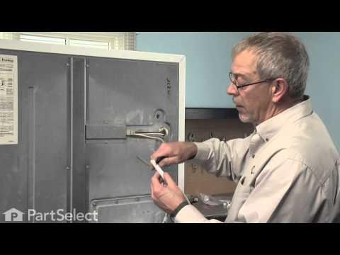 maytag refrigerator ice maker hookup