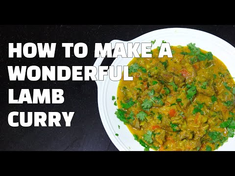 How to Make Lamb Curry - South Indian Lamb Curry - Restaurant style Lamb Curry - Youtube