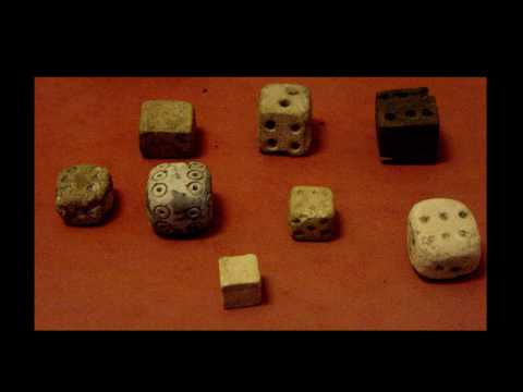 """Saturn's Cube Part One - 777 and """"Roll the Dice"""""""