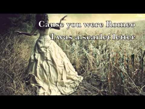 Taylor Swift - Love Story [Official Lyric Video]