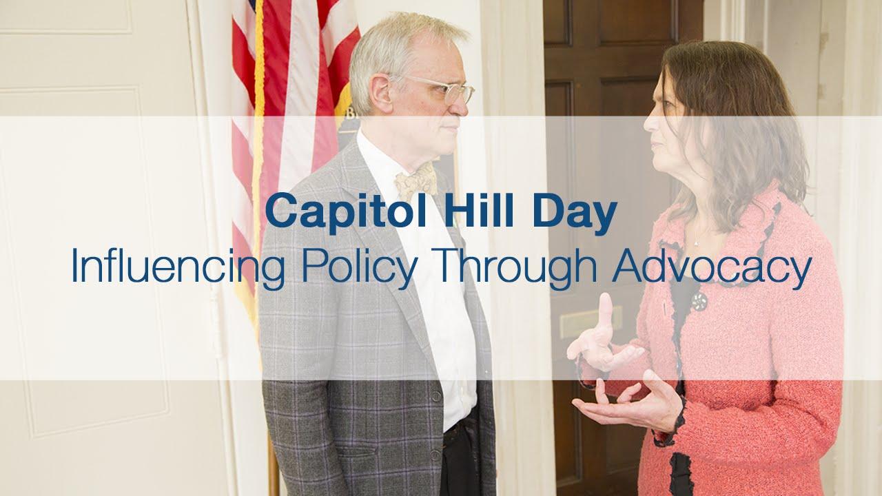 Society for Neuroscience - Capitol Hill Day