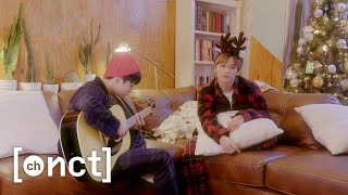 Acoustic Cover | MARK & HAECHAN - 첫 눈 (EXO) / Mistletoe (Justin Bieber)