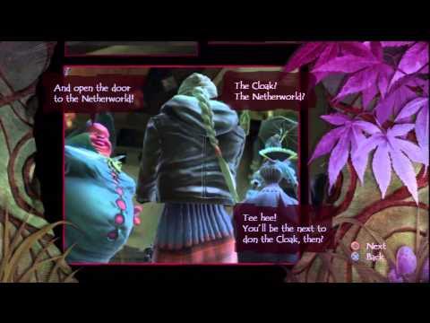 Folklore part 1: Ellen Prologue, Investigation