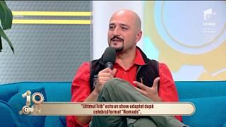 """Cosmin Pădureanu, primul concurent care a decis să se avânte în provocarea """"Ultimul Trib"""""""
