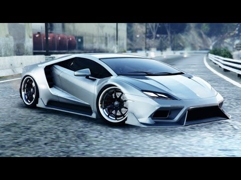 BEST LOOKING CARS IN GTA 5 ONLINE  Top 10   YouTube
