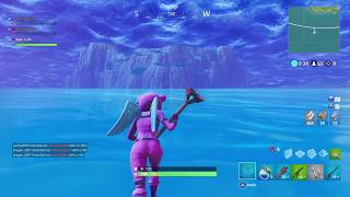 NEW TELEPORT GLITCH IN FORTNITE! RUNNING ON WATER BACK TO SPAWN ISLAND & UNDER THE MAP!