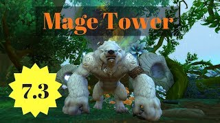 Guardian Druid Mage Tower: Guide and Commentary (NO LUFFAS!)