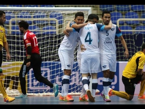 Chonburi Bluewave (THA) v NAFT Al- Wasat Club (IRQ): AFC Futsal Club Championship 2015
