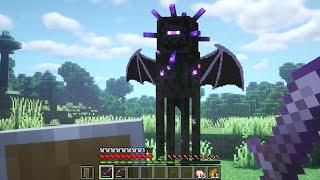 He combinado ADN de Mobs en Minecraft