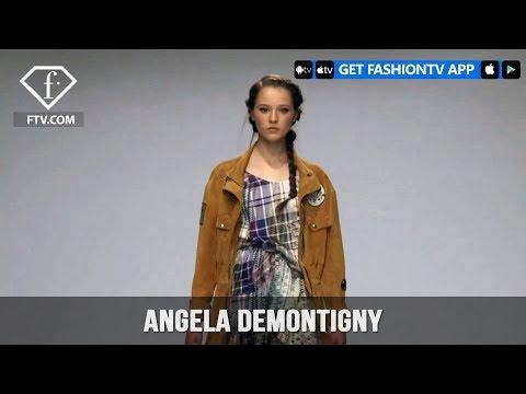 South Africa Fashion Week Fall/Winter 2018 - Angela Demontigny   FashionTV