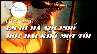 Nhạc guitar ABC - Liên khúc - Em ơi Hà Nội Phố - Một dại khờ...