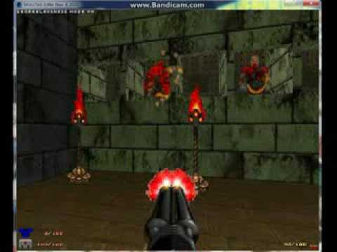 Final Doom Tnt Evilution Chaingunner Perforation Level 29 12