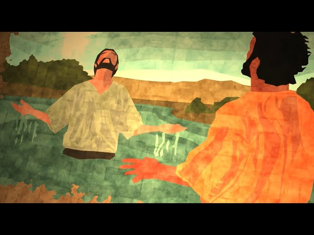 Jesus laments over Jerusalem