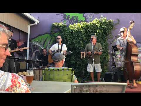 Matt Mesa Band at Volcanic Bottle Shop, Hood River, Or
