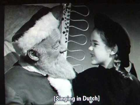 Dutch Sinterklaas song and Navidad Christmas song.