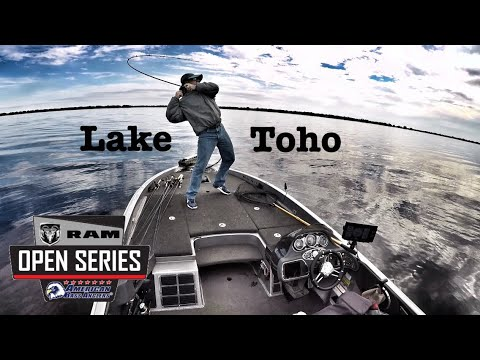 Lake Toho Tournament (ABA) Co Angler POV