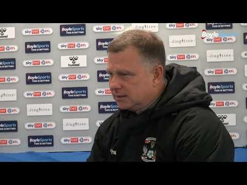 Mark Robins | Swansea Reaction