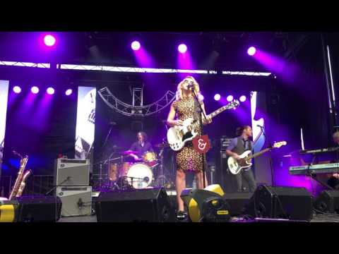 "Samantha Fish ""He Did It"" WC Handy Blues Fest Henderson KY 6/16/17"