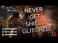 """THE SECRET OF THE """"SHIELD GLITCH"""" - DON'T GET ZEROED - Clash of Kings"""