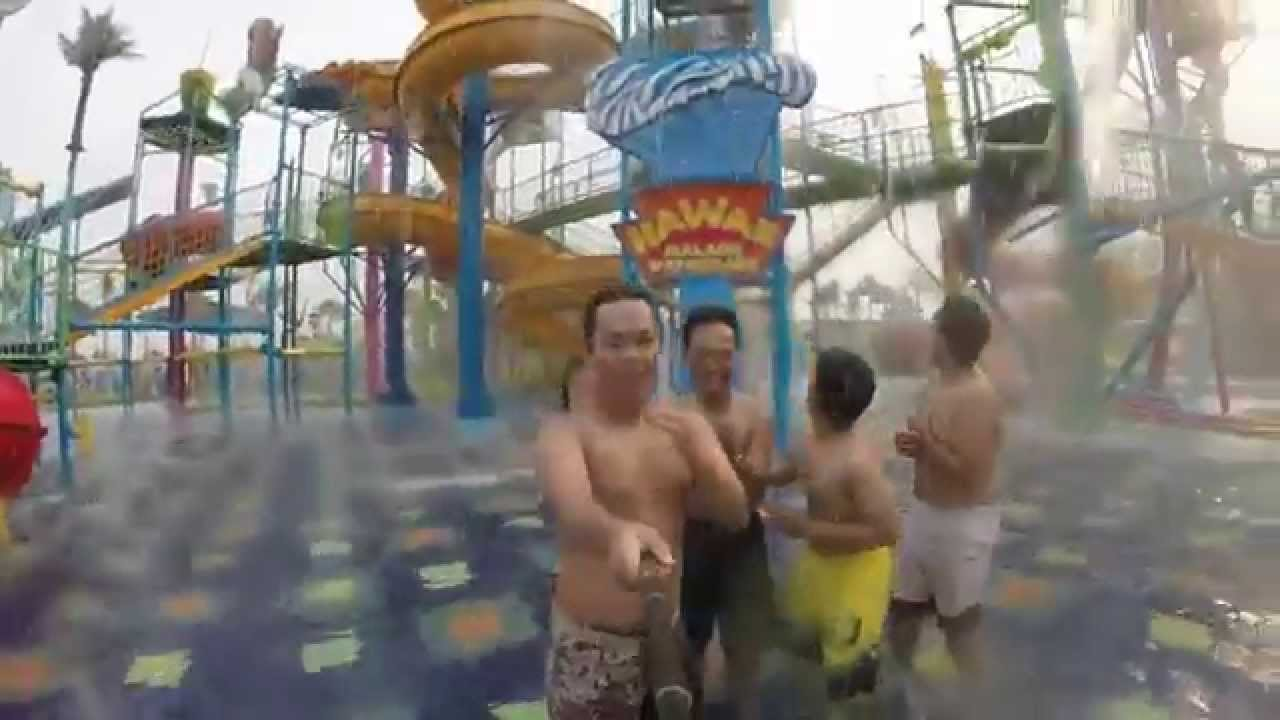Hawai Waterpark Malang Roadrunnerindonesia