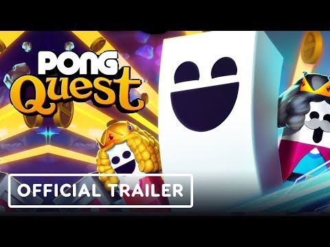 PONG Quest - Exclusive Gameplay Trailer