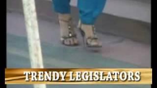 Fashionable MPA , yellow carpet , fashion ka hai ye jalwa , punjab assembly - Must Watch