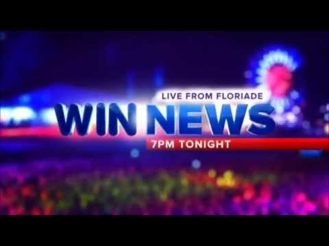 WIN News Canberra - Floriade NightFest promo (September 2015)