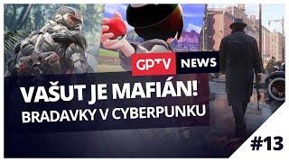 Marek Vašut bude (znovu) mafián! | GPTV News #13