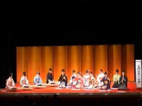 宮城道雄作曲 高麗の春(上智大学箏曲部 第47回定期演奏会)