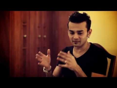 "InMotion: Arjun Vagale in Kathmandu - ""The spark creates the fire"""
