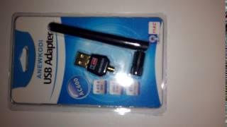 adaptateur wifi USB
